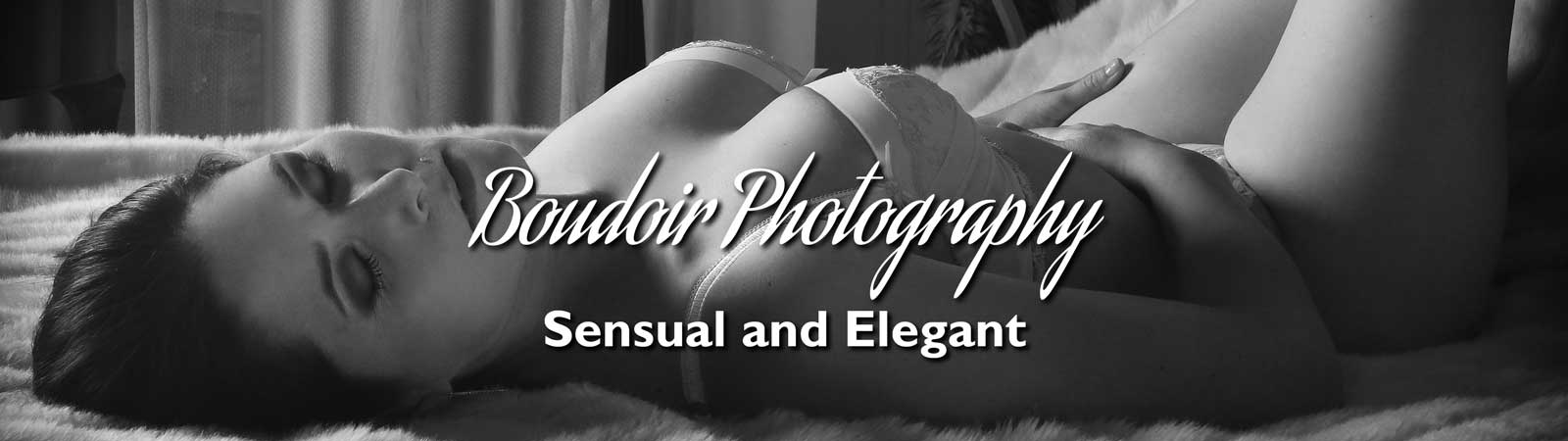 boudoir portrait photography